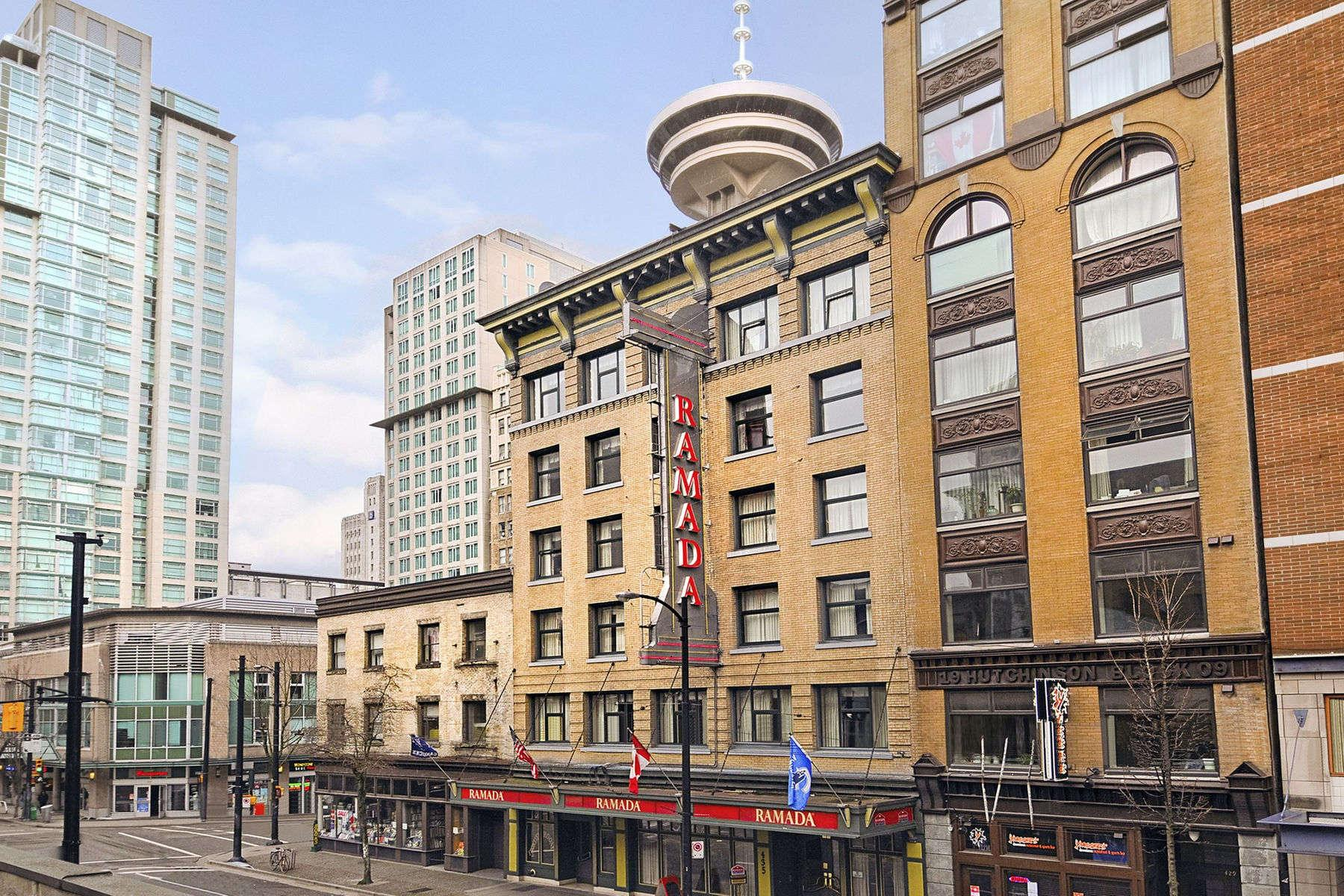 Ramada Limited Vancouver Downtown